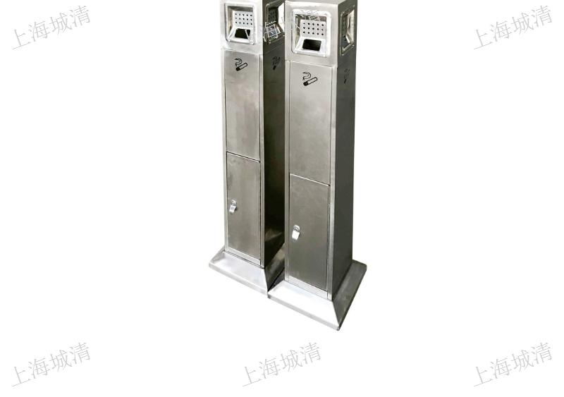 方形果皮箱 诚信互利「上海城清环保科技供应」