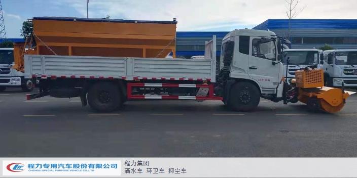 北京蓝牌洒水车品牌排行 程力专用汽车供应