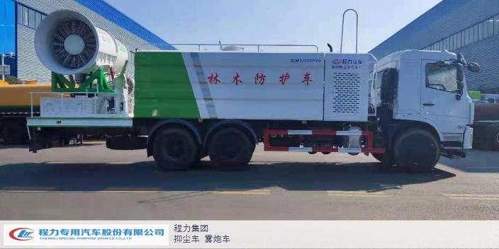 安徽重汽抑塵車50米