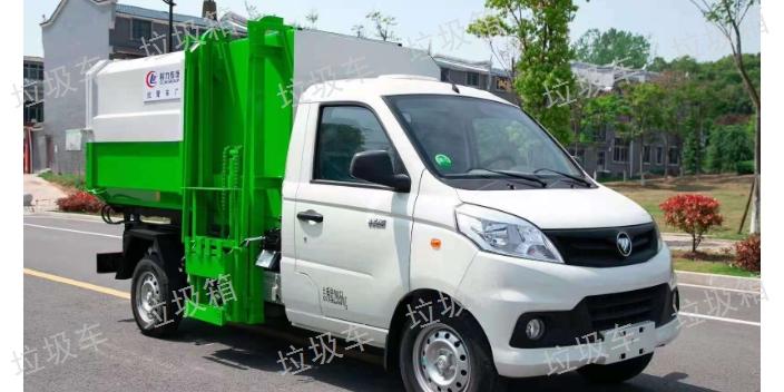 開封東風多利卡垃圾車廠家價格 程力專用汽車供應
