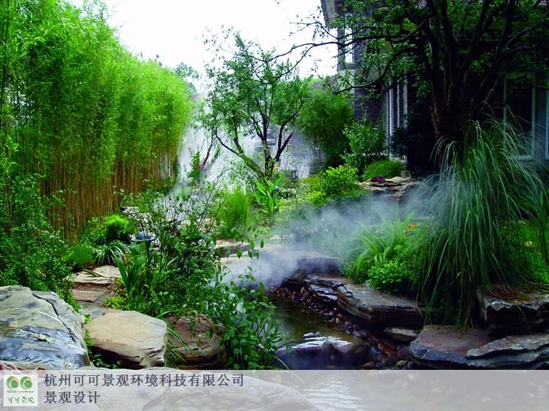 義烏山水景觀設計 歡迎來電「杭州可可景觀環境供應」