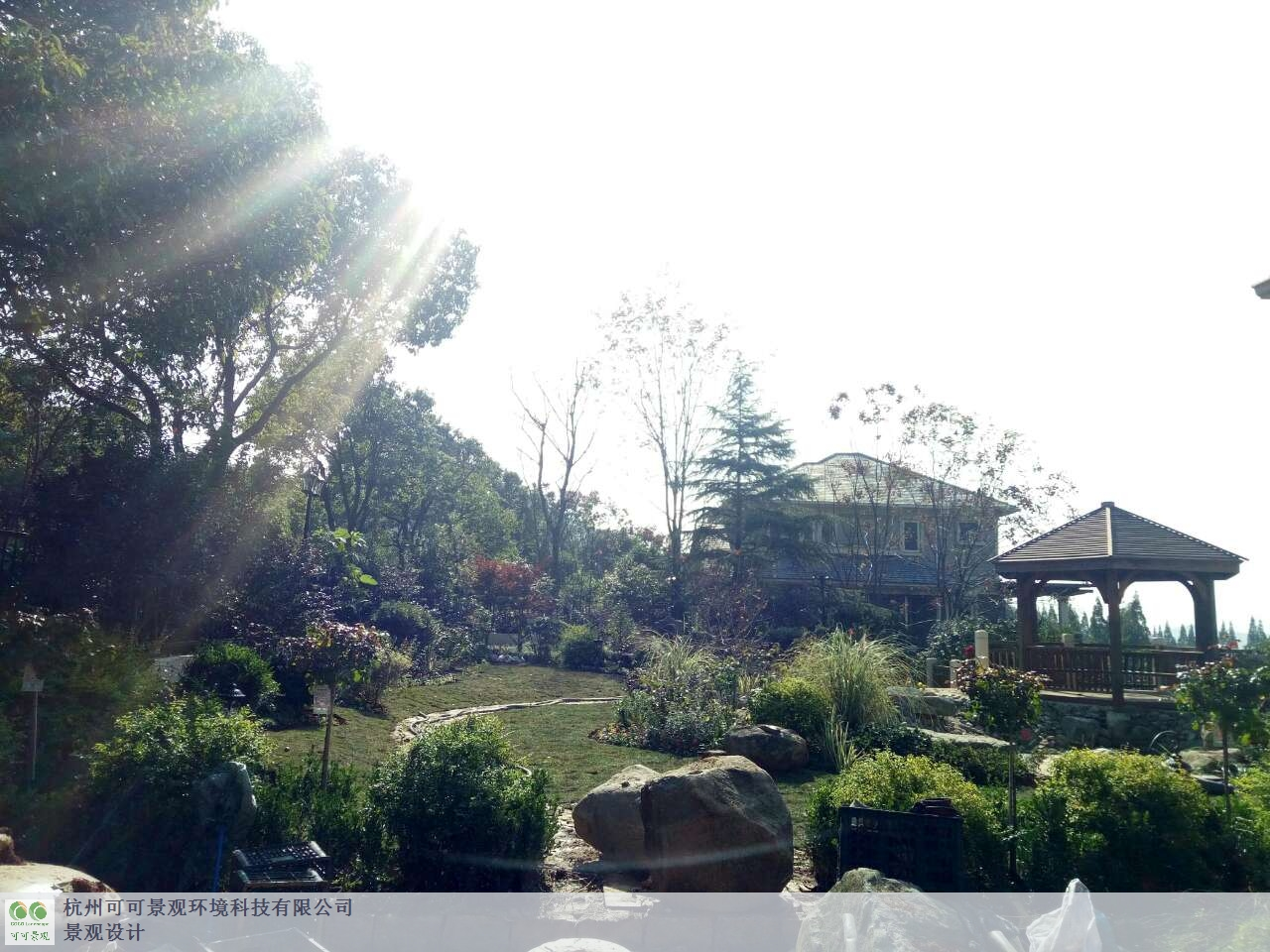 浙江屋頂景觀設計哪個品牌好 誠信服務「杭州可可景觀環境供應」