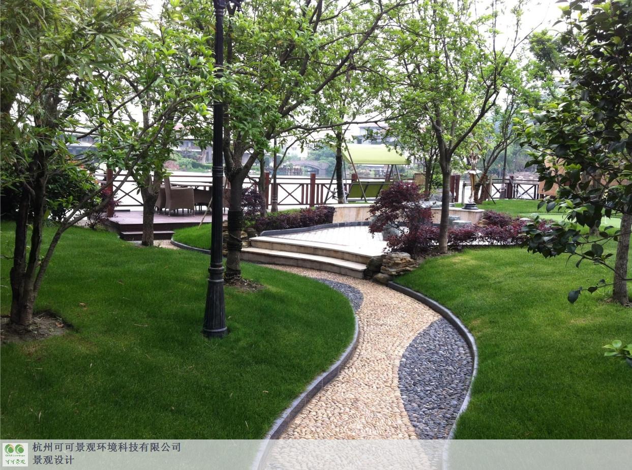 杭州萧山区酒店园林绿化工程大概多少钱 诚信互利「杭州可可景观环境供应」