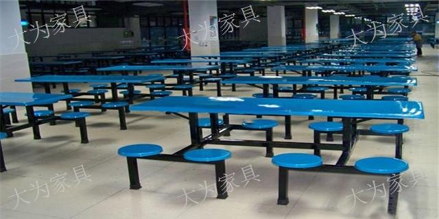 品质好的食堂餐桌是什么「北京大为家具供应」