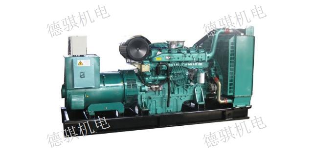 威海自动化发电机组 柴油发电机「烟台德骐机电设备供应」