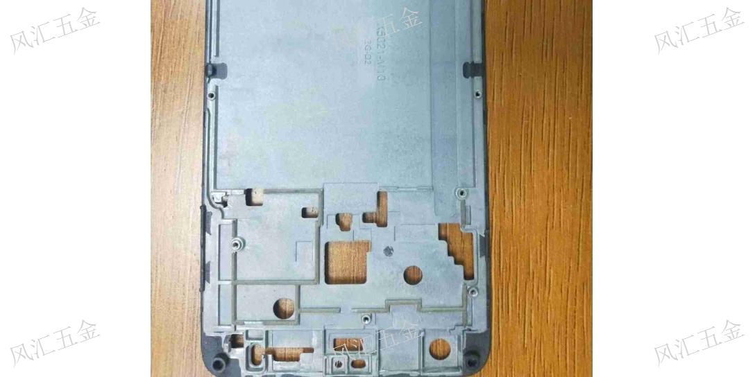 东莞散热器钛合金CNC加工件「东莞市风汇五金科技供应」