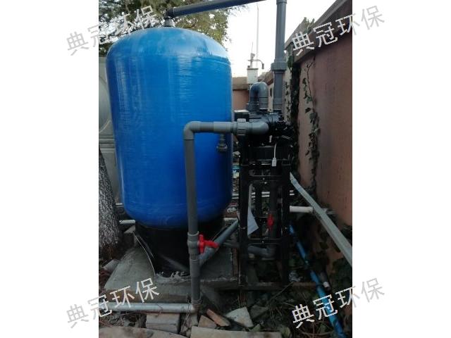 昆明工業廢水處理施工方案 云南典冠環保工程供應