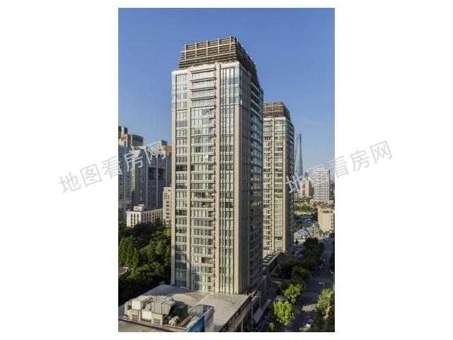 上海市学区房新天地一品苑户型