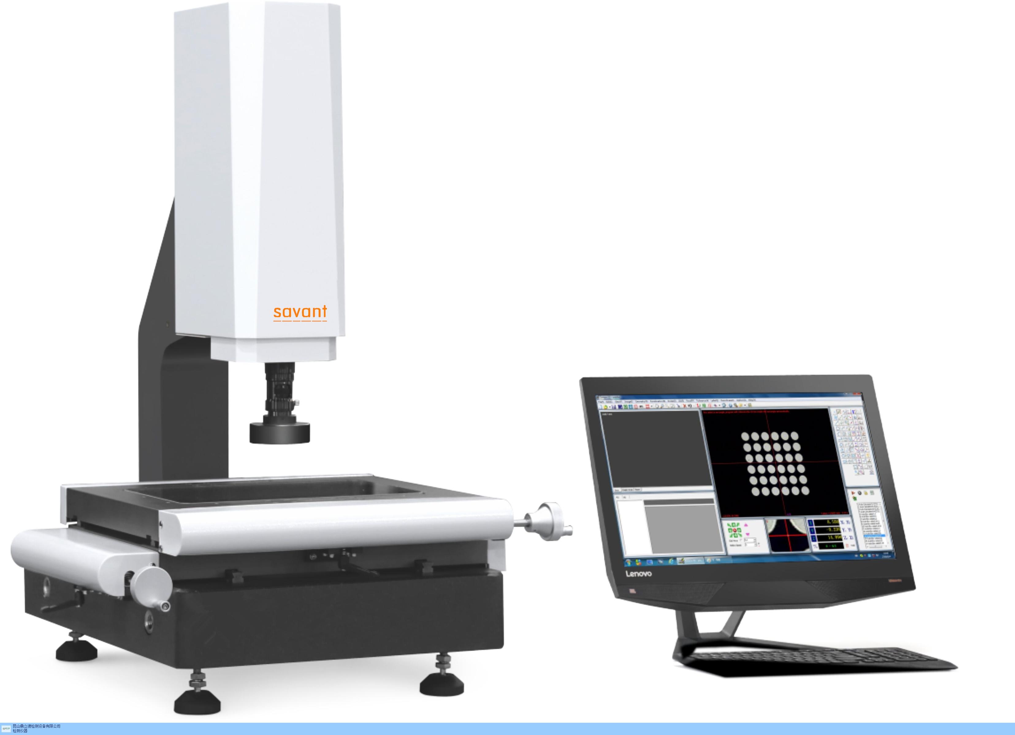 梁溪区手动二次元影像测量仪现货「昆山鼎立德检测设备供应」
