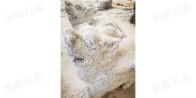 福建庭院石雕工程