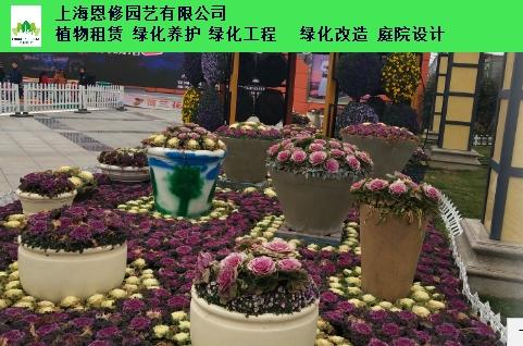 昆山墙体绿化服务 诚信互利「上海恩修园艺供应」