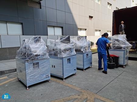 浙江法兰盘衰减片生产设备,衰减