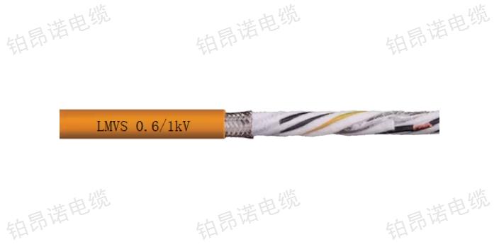 上海柔性控制拖链电缆生产厂家 铂昂诺电缆供应
