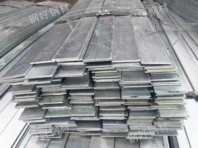 昆明優質鍍鋅扁鋼哪家好 值得信賴 昆明鋼好物資供應