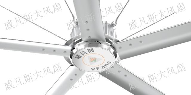 陕西节能大风扇产品介绍 服务至上「广东永丰智威电气供应」