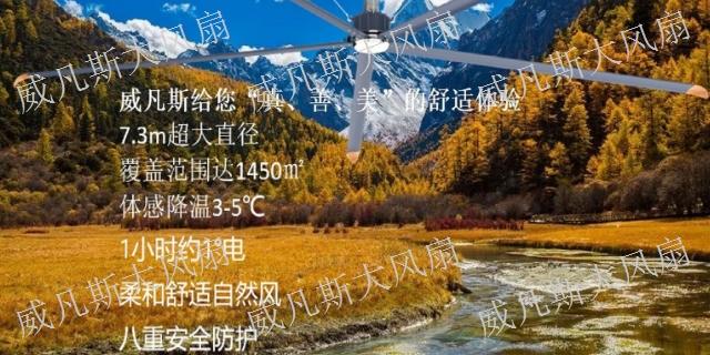 常州新款工业大风扇怎么联系 诚信互利 广东永丰智威电气供应