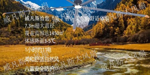 甘肃节能大风扇答疑解惑 服务为先 广东永丰智威电气供应