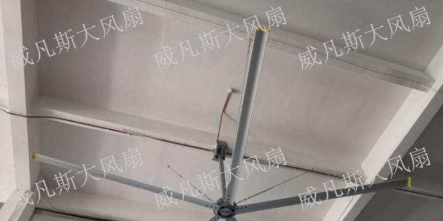 苏州新型大型吊扇品牌 服务为先 广东永丰智威电气供应