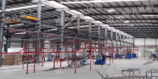合肥全新永磁直驱同步电机大风扇施工 贴心服务 广东永丰智威电气供应
