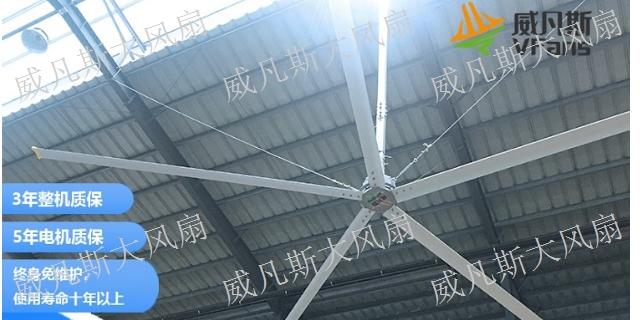 广东全新超大吊扇批发基地 服务为先 广东永丰智威电气供应