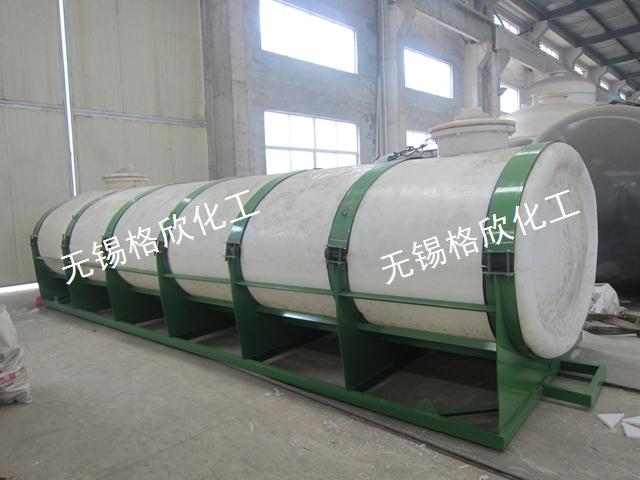 20吨塑料运输罐厂家直销价 无锡格欣化工设备供应