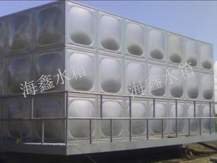 遵义不锈钢方形水箱厂家