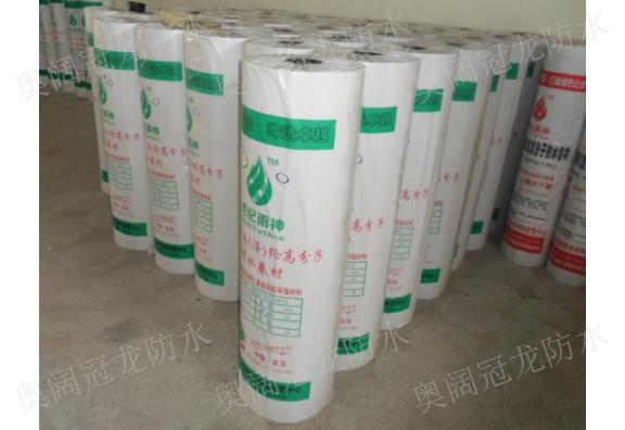 貴陽SBS改性瀝青防水材料有幾種類型 創造輝煌 貴州奧闊冠龍防水材料供應