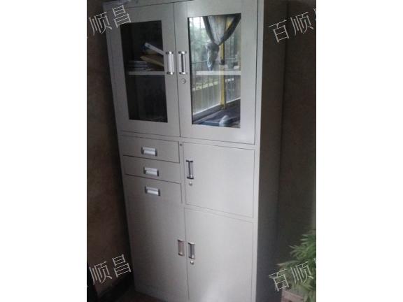 成都玻璃文件柜厂家直销 服务为先 贵州百顺昌钢结构供应