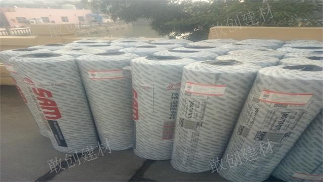 黔南州改性沥青防水卷材批发价