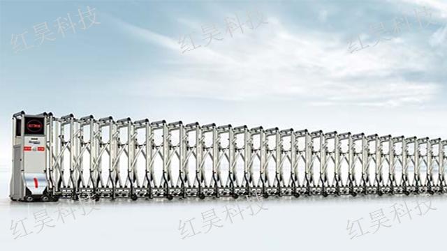 畢節電子伸縮門設計