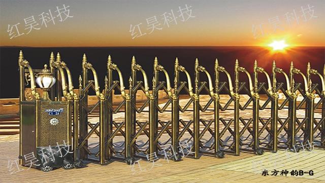 貴州電動懸浮門系統