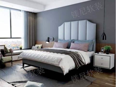 黔東南輕奢軟裝定制效果圖 定制衣柜「貴州鎂尼軟裝家居供應」