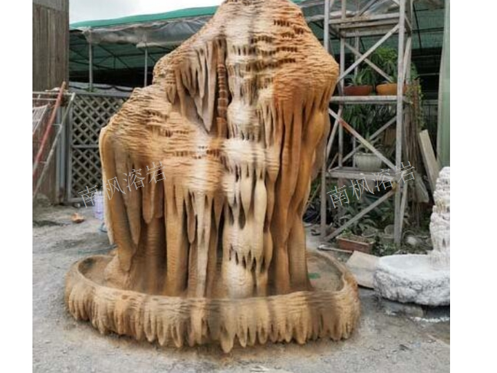 重慶溶洞景觀修復