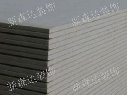 贵阳龙牌防裂防松石膏板多少钱 欢迎来电 贵州新森达装饰建材供应