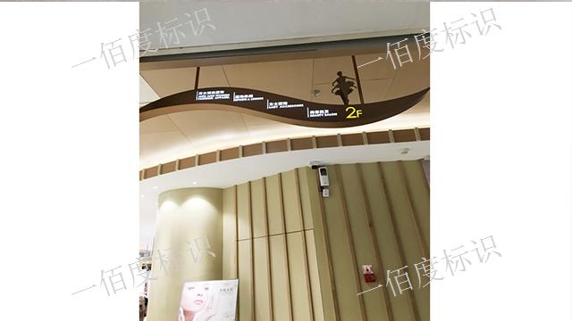 黔東南醫院導視牌效果圖「貴州一佰度標識標牌供應」