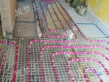 龙里明装采暖品牌「贵州筑梦王暖通工程供应」