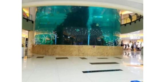 手藝亞克力潛水池廠家 歡迎咨詢「海奧供」