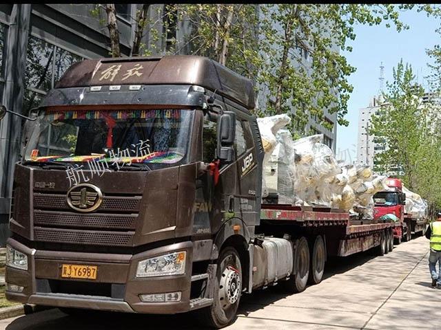 晋中重大件运输哪家好「武汉航顺物流供应」