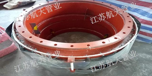 上海单式轴向型膨胀节