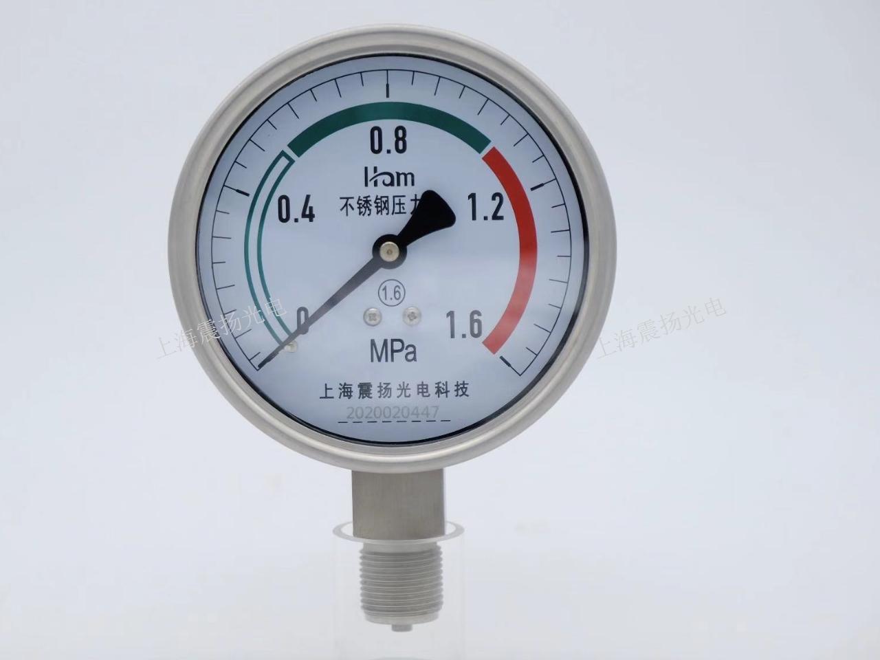 湖北彈簧壓力表的原理 有口皆碑 漢木儀表科技供應