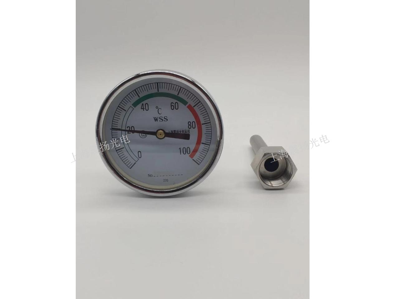 安徽轴向温度表品牌,温度表