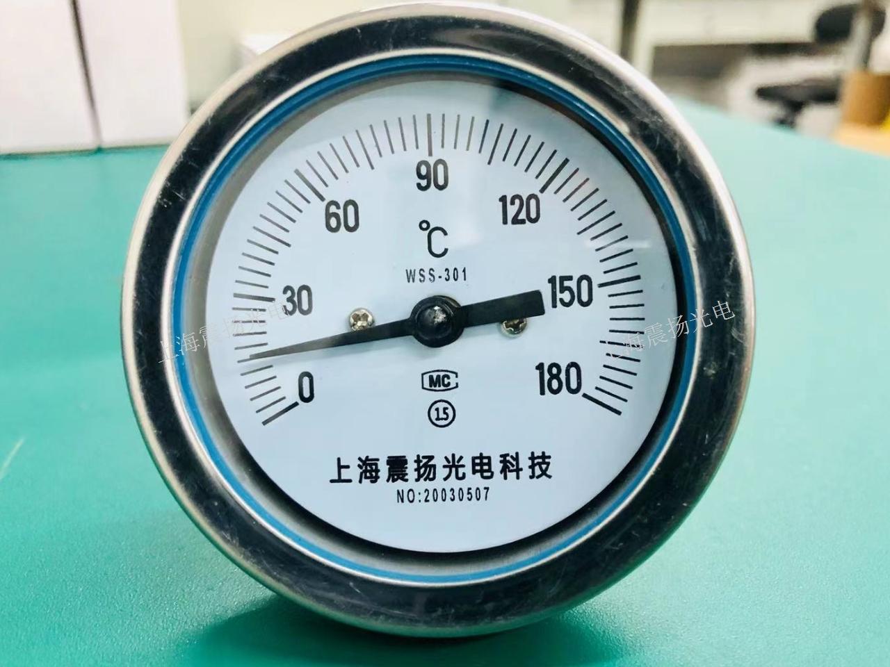 安徽万向型温度表服务 创新服务 汉木仪表科技供应