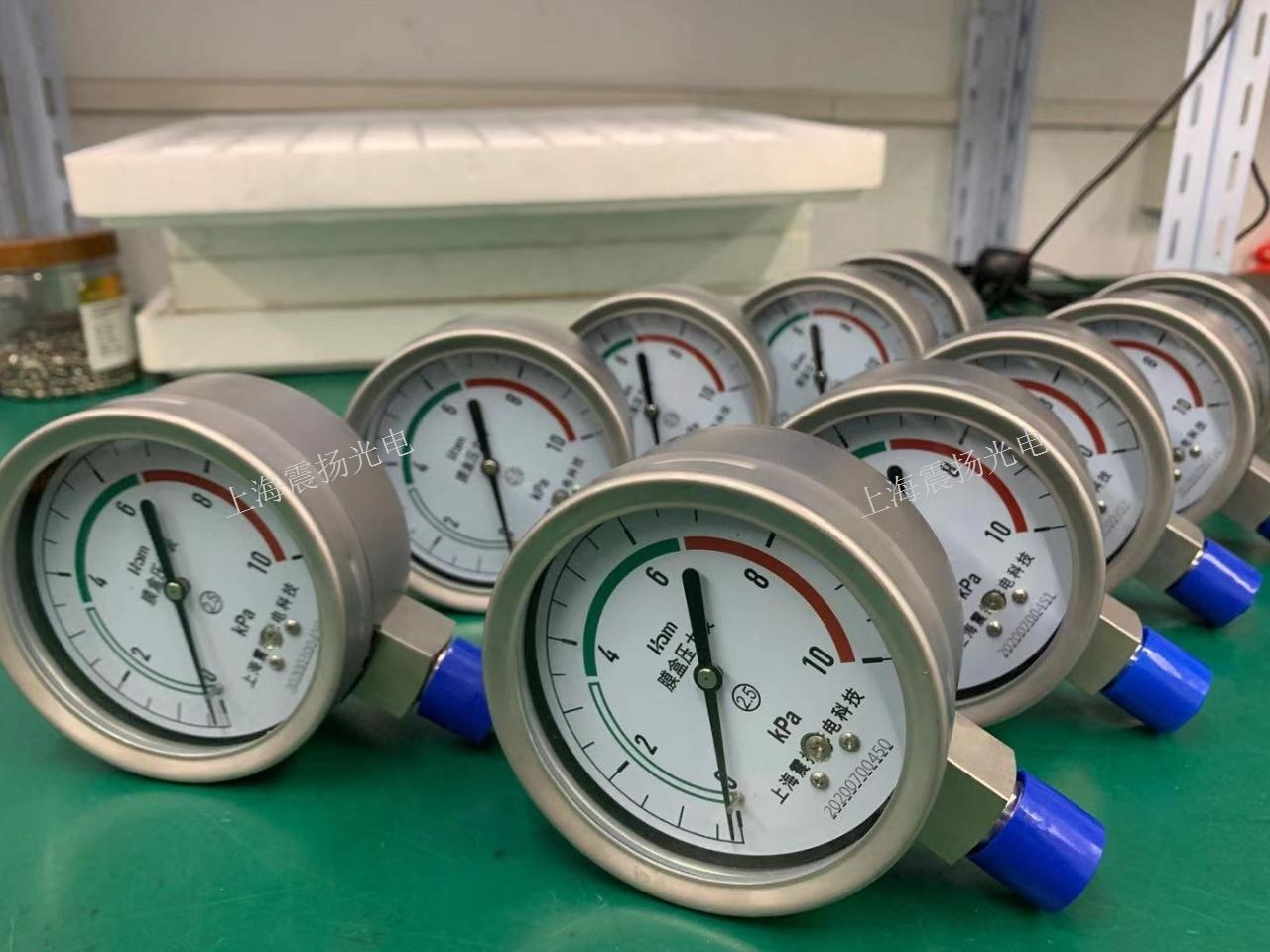 湖北衛生型不銹鋼壓力表使用 歡迎來電「漢木儀表科技供應」