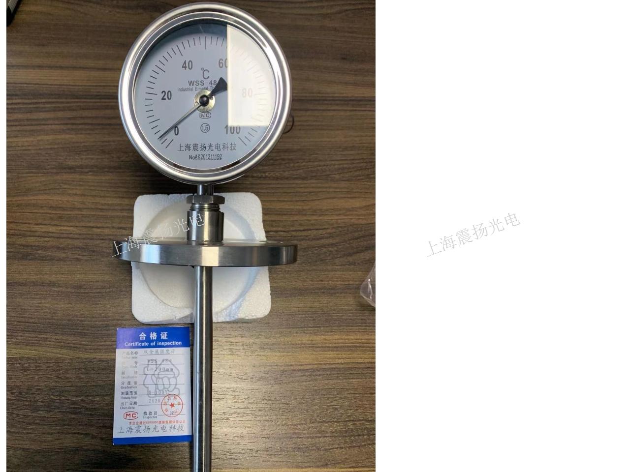 福建不銹鋼溫度表的作用 誠信為本 漢木儀表科技供應