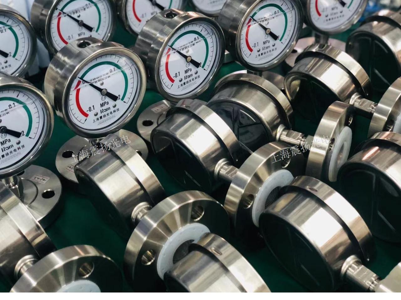 山西316L隔膜壓力表組裝 貼心服務 漢木儀表科技供應