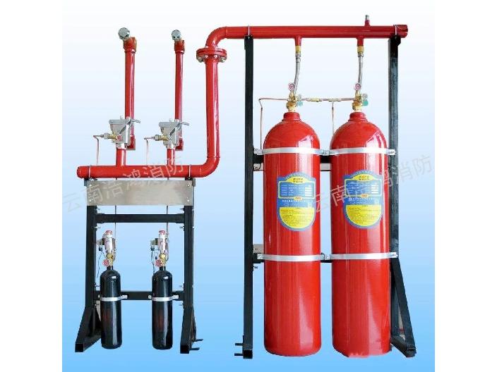 昆明懸掛式七氟丙烷批發價格「云南浩鴻消防設備供應」
