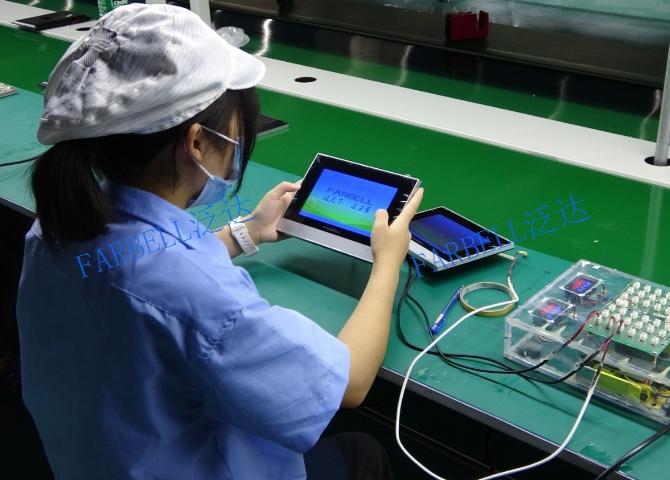 甘肃门禁接线「广东泛达电子科技供应」