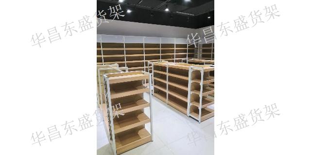 喀什定制收银台厂家 华昌东盛货架商用设备供应