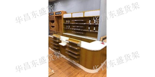 和田文具店收银台生产厂家 华昌东盛货架商用设备供应