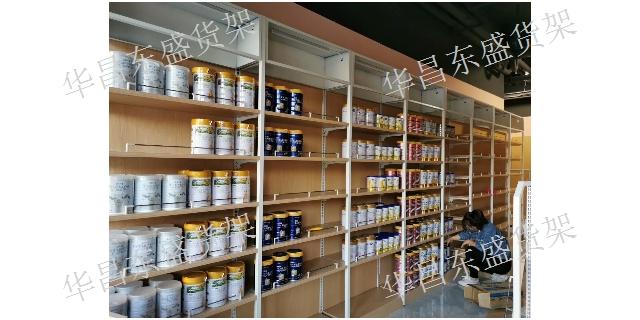 克拉瑪依孕嬰店貨架直銷 華昌東盛貨架商用設備供應